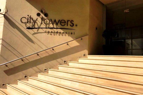 Departamento en Renta City Towers, Col Granada