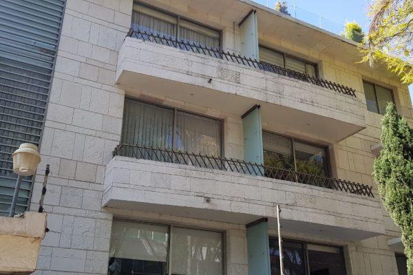 Departamento en renta Colonia Polanco, Sócrates