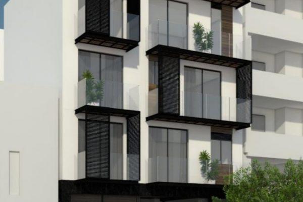 Departamento NUEVO balcón + Roof garden PRIVADO renta y venta Colonia Nápoles