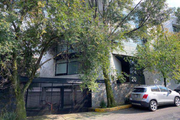 Departamento en Renta con Roof Garden, Colonia Cuajimalpa