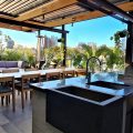 Penthouse de lujo con balcón y roof garden privado en Col. Roma Norte