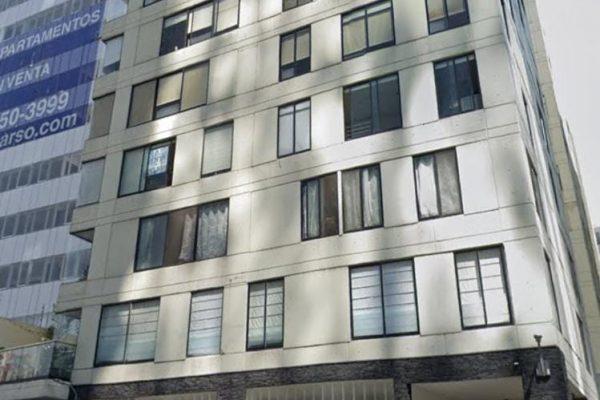 Departamento en renta Colonia Ampliación Granada, Lago Zurich 244
